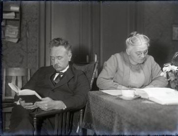 Willem en Lefferdina