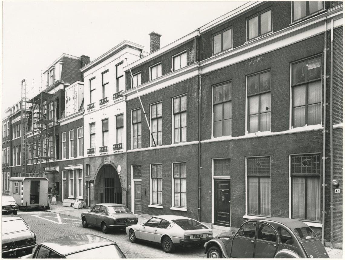 04 Willemstraat Den Haag. (Haagse beeldbank)