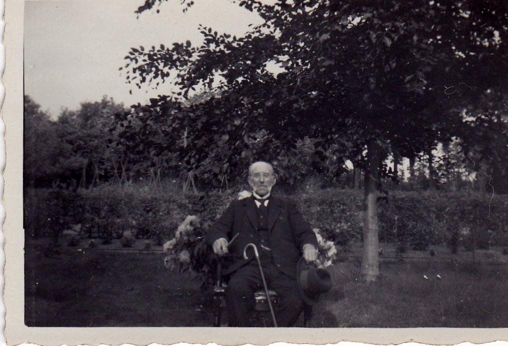 11 Grootvaders 84e verjaardag. 1931