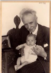 Willem en kleinzoon Willem