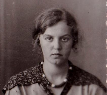 Aukjen Heilke,, mijn moeder.