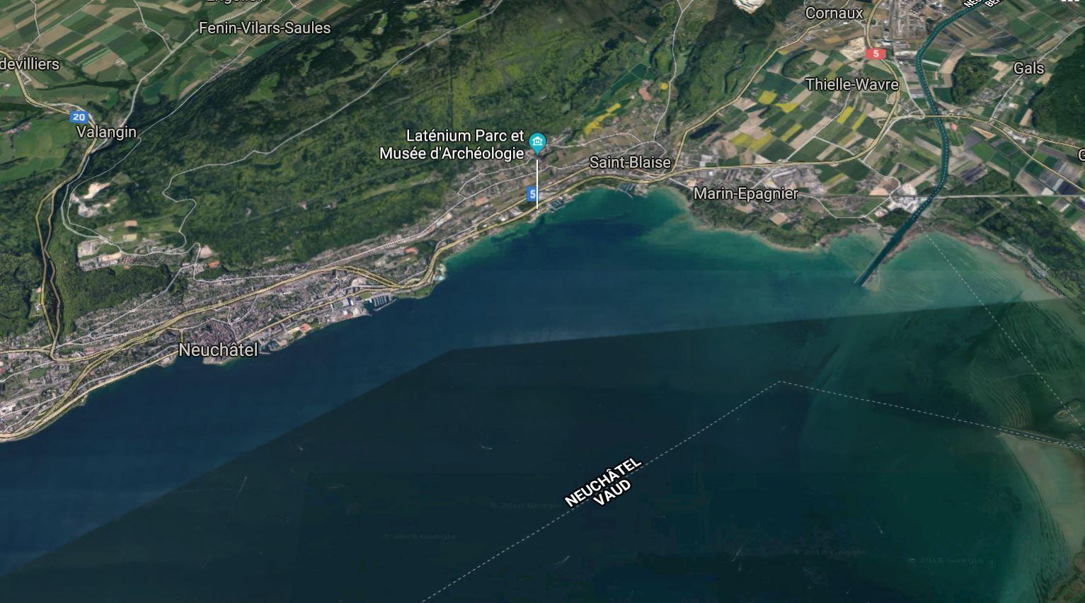 Verblijfplaats Auk in Zwitserland.
