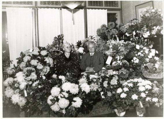 1931 Willem en Lefferdina