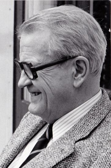Sam Dunlop, mijn vader.