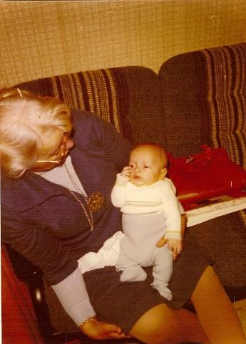 Mijn moeder en Bart