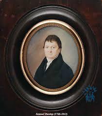 Samuel Dunlop. Vader Samuel jr.