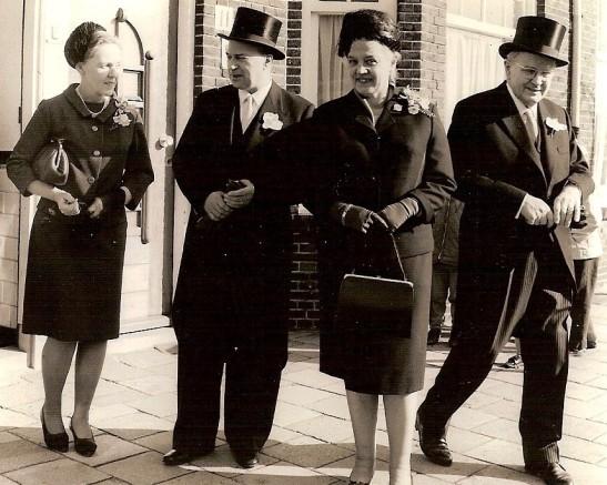 Mijn vader en moeder en moeder en vader van Marjon Rezelman