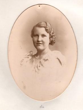 Helena Anna Maria Dunlop. Tante Els.