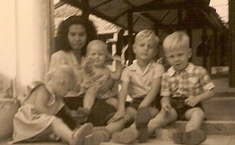 Sam, Bram, Caroline, Heldine