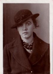 Aukjen Heilke Reinderrsma. Mijn moeder.