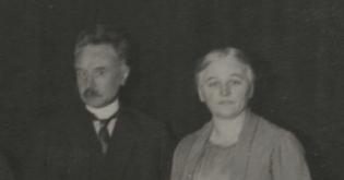 Mijn opa en oma Reindersma