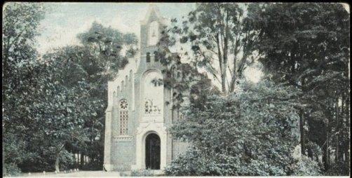 Kerkje Mettray