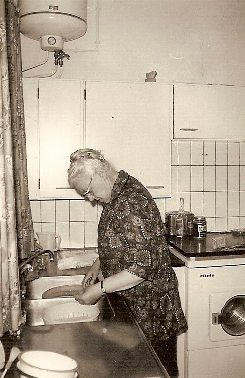 Auk Reindersma(mijn moeder)