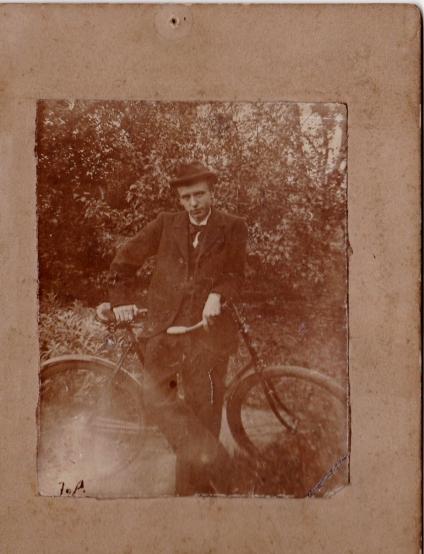 Willem Reindersma, mijn opa.