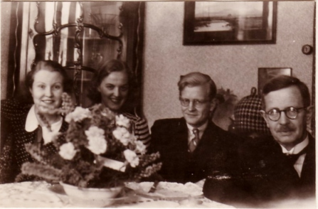 Els Dunlop, Auk Reindersdma, Sam Dunlop, Eduard Willem Dunlop
