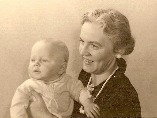 Mijn moeder en Bram