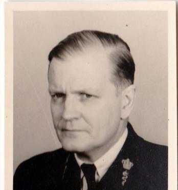 Samuel Dunlop (mijn vader)