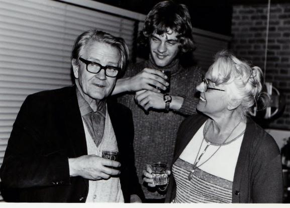 Mijn vader, Guus en mijn moeder