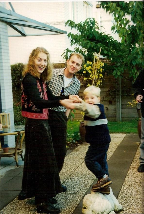 Marleen, Martijn en Eelco