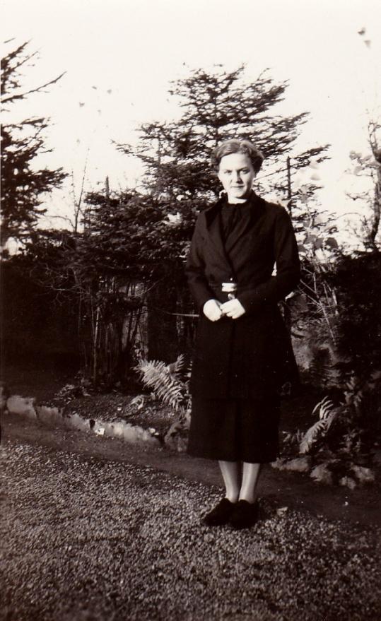 Auk Reindersma, mijn moeder.