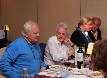 Bram, Heldine, Hilga. en Guus.