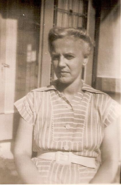 Mijn Moeder, Auk Reindersma.