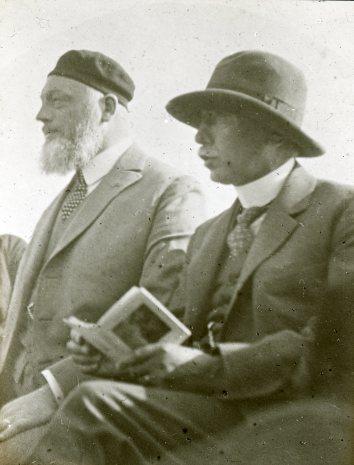 Rommert Casimir en Willem Reindersma