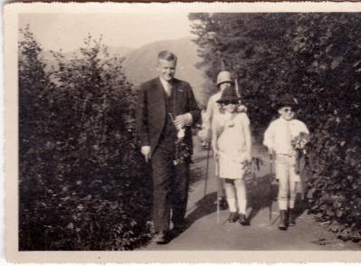 Sam (mijn vader) , Els en Mar