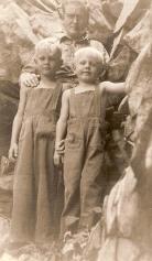 Mijn vader en Sam en Bram