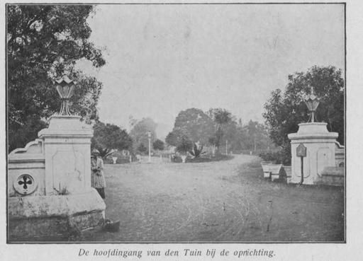 planten dierentuin. hoofdingang 1864_preview