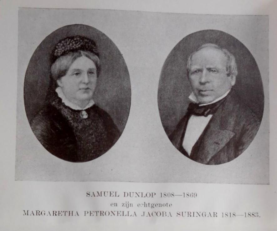 16. Margaretha en Samuel