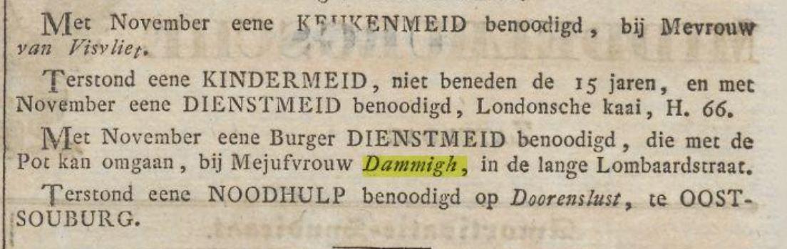 5. 1834 02-08 Middelbursche courant.