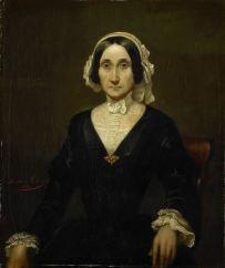 Mevr. W.J.S. van Alphen, barones van Reede van Oudtshoorn .