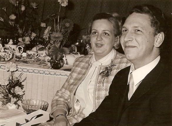 Caroline en Govert
