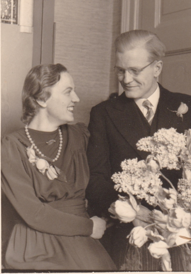 Verloving Sam Dunlop en Auk Reindersma