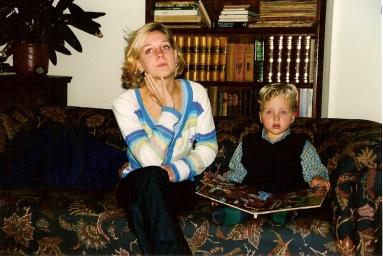 Annemarie en Eelco.