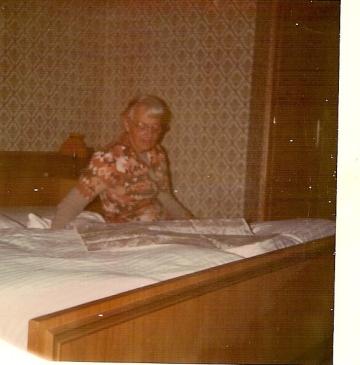 Auk Reindersma, mijn moeder