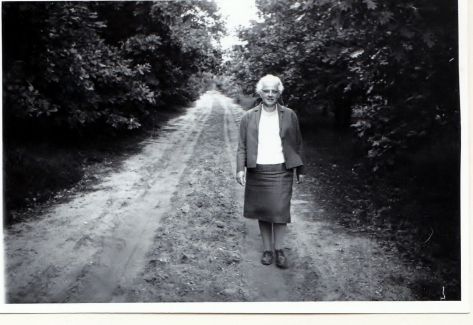 Mijn moeder Auk Reinbdersma