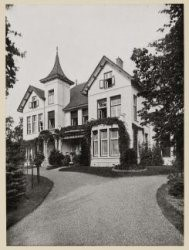huis Bloemendaal. rijperweg