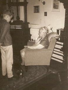 Mijn moeder en Guus