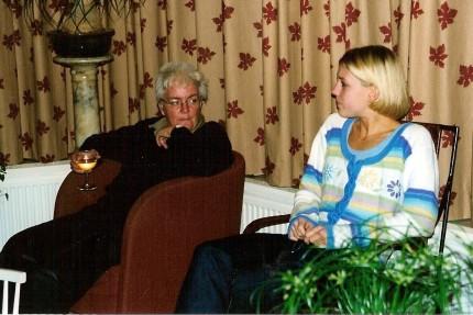 Annemarie en Heldine